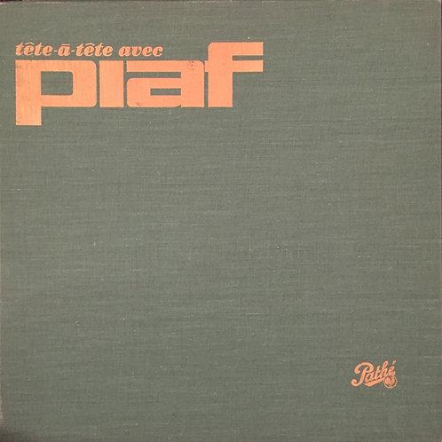 Edith Piaf – Tête-à-Tête Avec Piaf