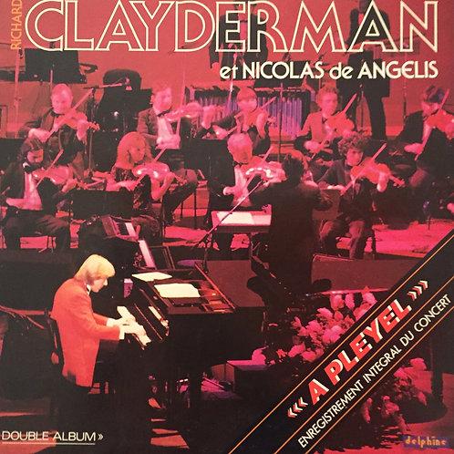 Richard Clayderman Et Nicolas De Angelis – A Pleyel