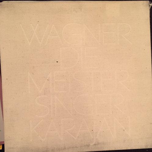Wagner die meister singer karajan
