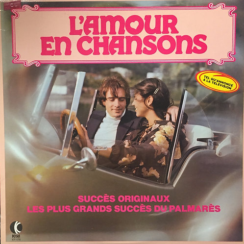 Compilation – L'Amour En Chansons