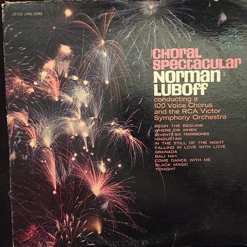 Norman Luboff Choir – A Choral Spectacular