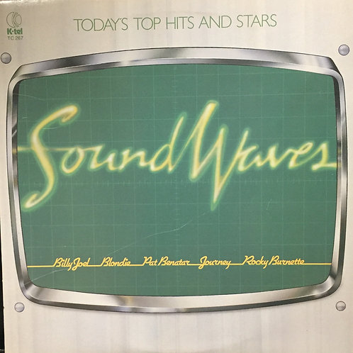 Compilation ‎– Sound Waves - Today's Top Hits And Stars