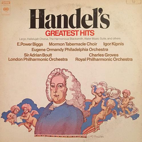 Handel – Handel's Greatest Hits