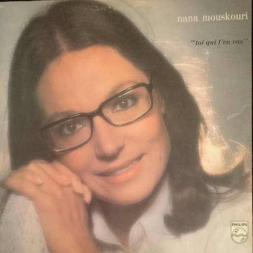 Nana Mouskouri- Toi qui t'en vas