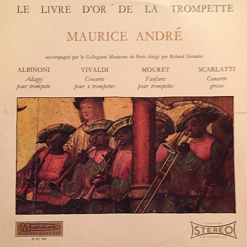 Maurice André – Le Livre D'Or De La Trompette