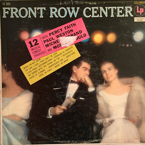 Compilation – Front Row Center