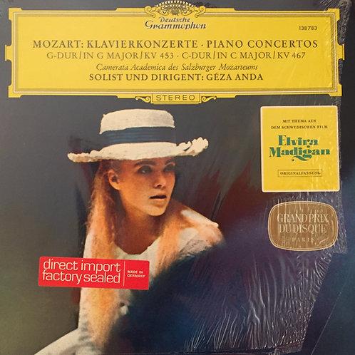 Mozart, Camerata Academica Du Mozarteum De Salzbourg, Piano Concerto