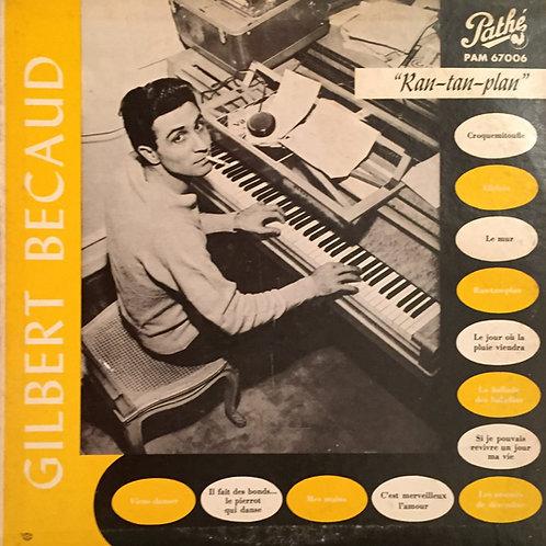 Gilbert Bécaud – Ran-Tan-Plan