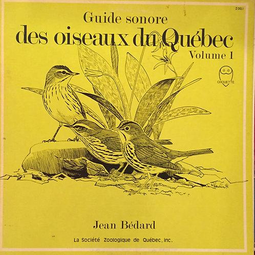 Plus d'images Jean Bédard – Guide Sonore Des Oiseaux Du Québec Volume 1