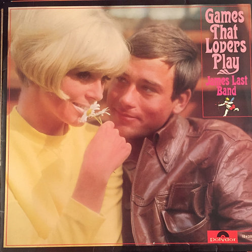 James Last Band – Games That Lovers Play
