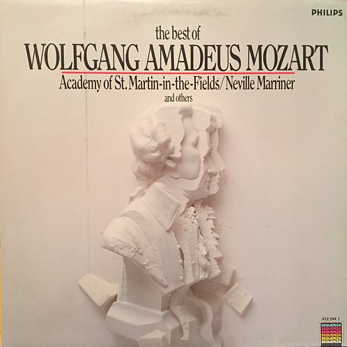 Compilation ‎– The Best Of Wolfgang Amadeus Mozart