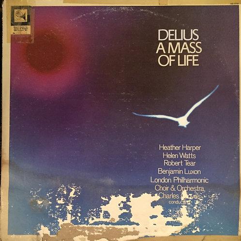 Delius - Harper,Watts, Tear, Luxon, London Philharmonic Choir & Orchestra, Grove