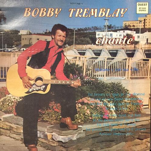 Bobby Tremblay – Matane C'est Ma Ville