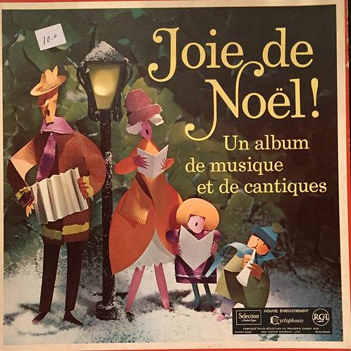 Petits Chanteurs du Mont-Royal-Joie De Noël! Un Album De Musique Et De Cantiques