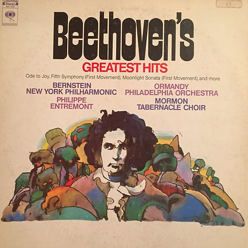 Beethoven ‎– Beethoven's Greatest Hits