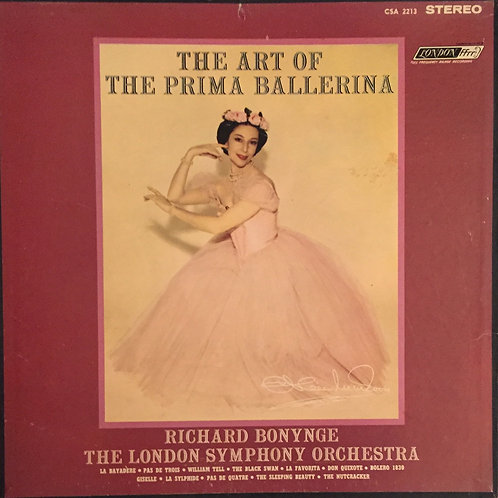 Richard Bonynge, London Symphony Orchestra ‎– The Art Of The Prima Ballerina