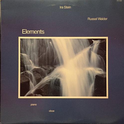 Ira Stein / Russel Walder – Elements
