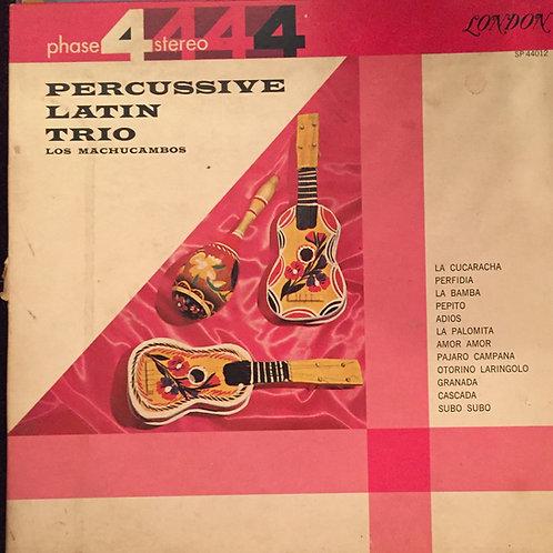 Los Machucambos – Percussive Latin Trio