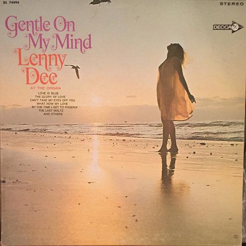 Lenny Dee – Gentle On My Mind
