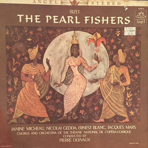 Bizet -Théâtre National De L'Opéra-Comique -  The Pearl Fishers
