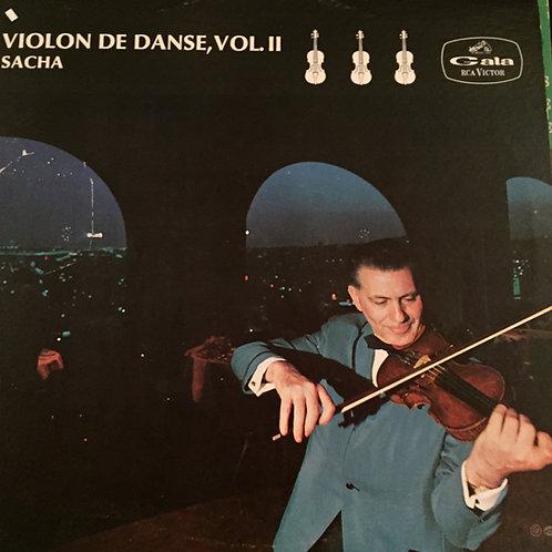Sacha – Violon De Danse, Vol.II
