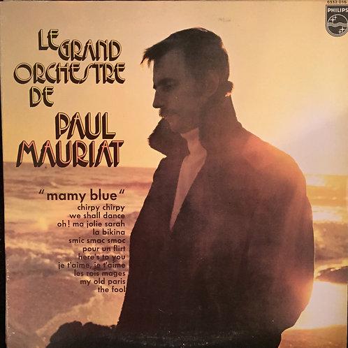 Le Grand Orchestre De Paul Mauriat – Mamy Blue