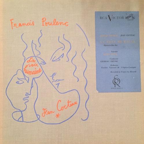 Francis Poulenc, Jean Cocteau - La Voix Humaine