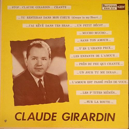 Claude Girardin – J'ai Rêvé Dans Tes Bras