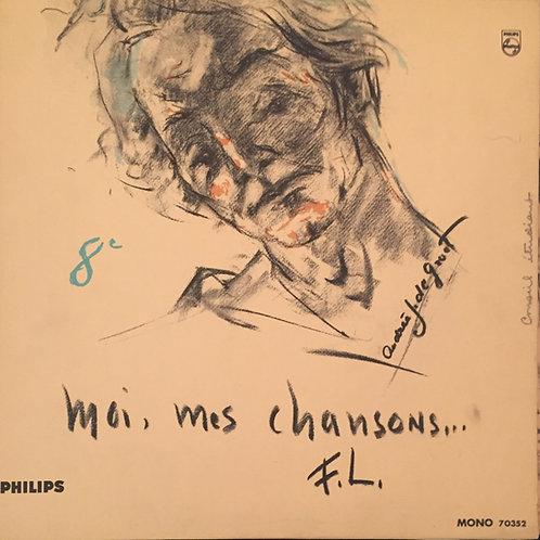Félix Leclerc – Moi, Mes Chansons