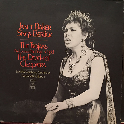 The London Symphony Orchestra - Janet Baker Sings Berlioz