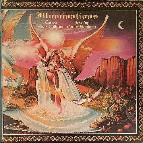 Devadip Carlos Santana & Turiya Alice Coltrane – Illuminations