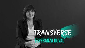 """""""L'égalité entre les femmes et les hommes est un sujet d'égalité des chances"""" selon Esperanza Duval"""