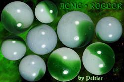 Green Acme Reeler