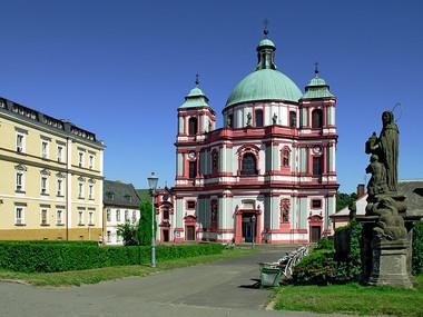 Bazilika sv. Vavřince a sv. Zdislavy v Jablonném v Podještědí