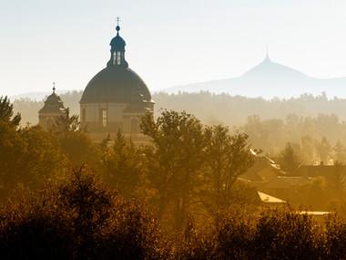 Bazilika v Jablonném v Podještědí
