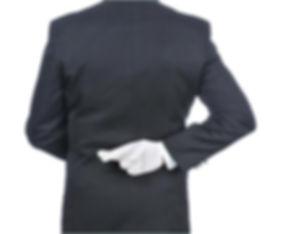 уборка в белой перчатке