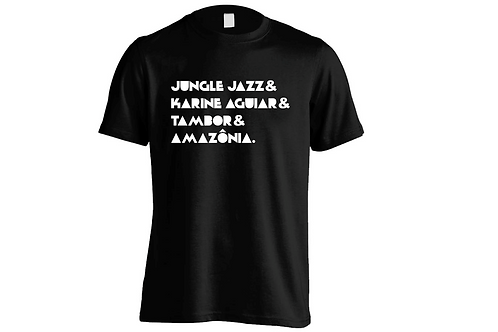 Camiseta Jungle Jazz