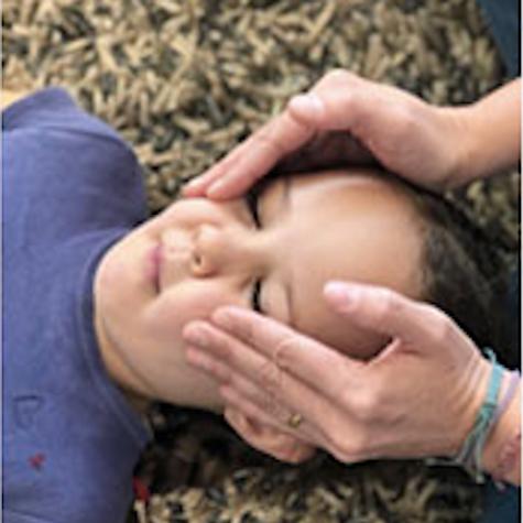 Masaje infantil: 2 años a pre adolescentes