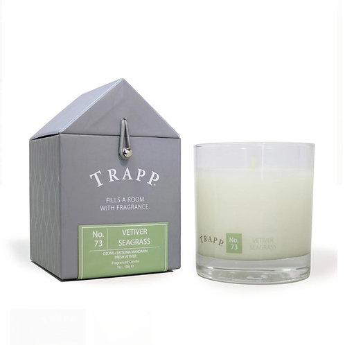 Trapp Candle Vetiver Seagrass 7oz