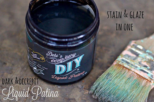 Dark and Decrepit DIY Stain 16 oz