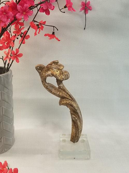Pair of Gorgeous Artifacts Fleur de leis