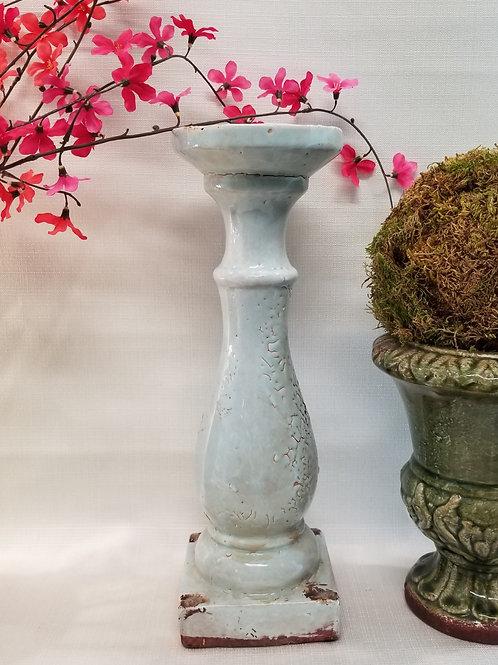 Ceramic Pillar CandleHolder