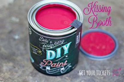 Kissing Booth DIY Paint 8 oz