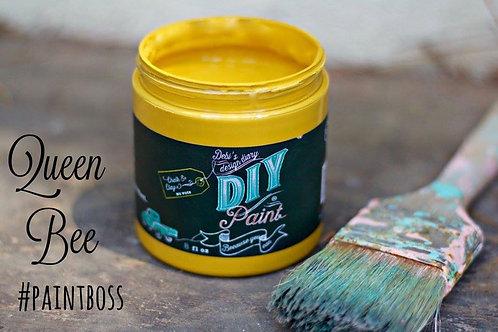 Queen Bee DIY Paint 16 oz