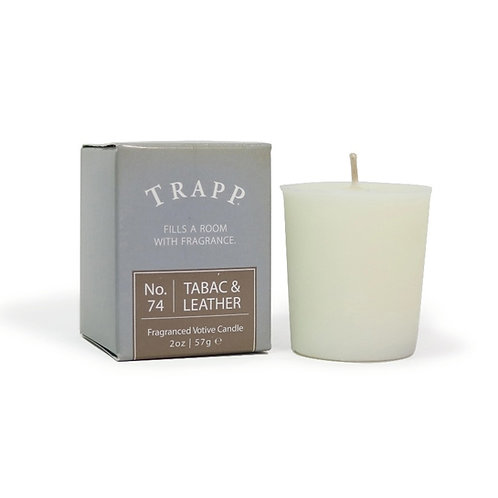 Trapp Candle Tabac & Leather