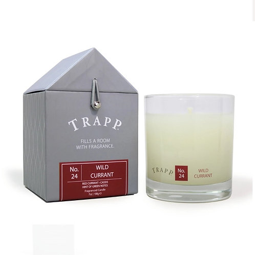 Trapp Candle Wild Currant 7oz