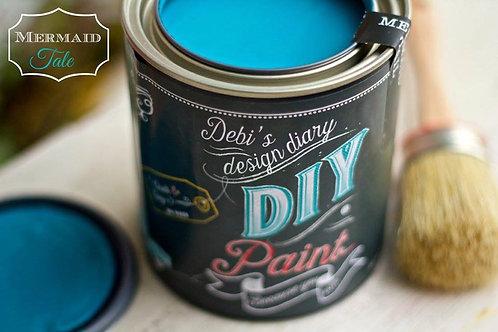 Mermaid Tail DIY Paint 32 oz