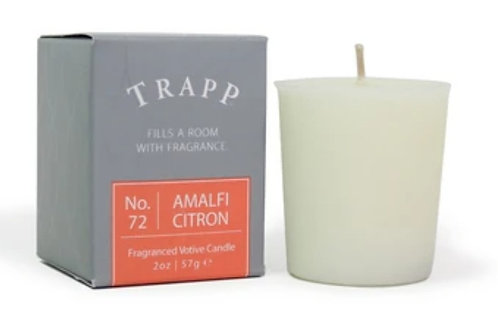 Trapp Candle Amalfi Citron Votive