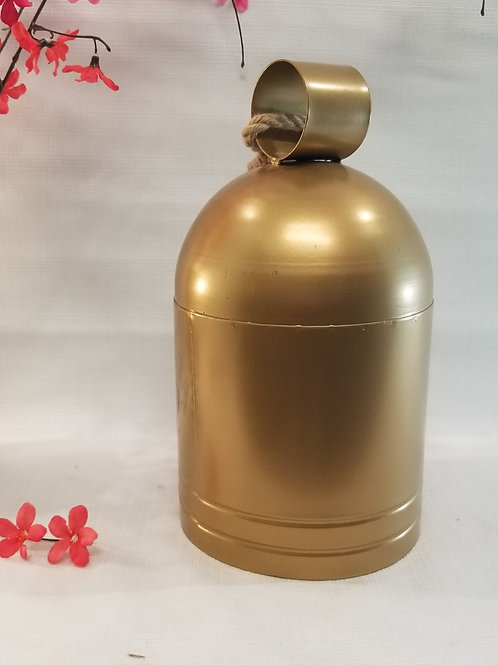 Large Gold Bell