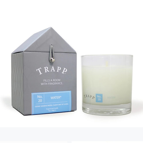 Trapp Candle Water 7oz